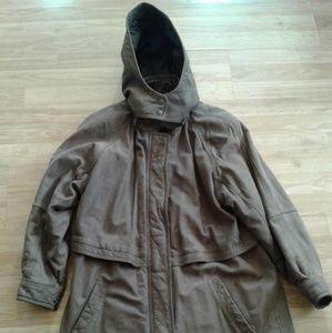 Wilson Adventure Bound Leather Coat